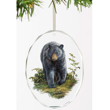 Bear Crystal Ornament | Rocky Outcrop | Wild Wings