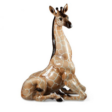Giraffe Ceramic Sculpture | Intrada Italy | ANI1278