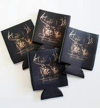 Deer Hunter Koozie Set of 4 | Deer Coozie | BW0426