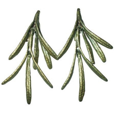 Rosemary Short Dangle Earrings | Michael Michaud Jewelry | SS4416bz