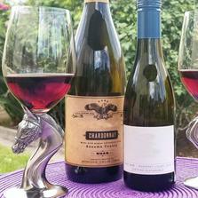 Horse Head Pewter Stem Wine Glass | Vagabond House | H444EQ