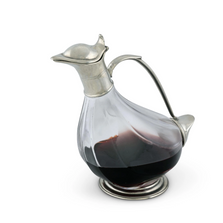Duck Pewter Wine Decanter | Vagabond House | B400DK
