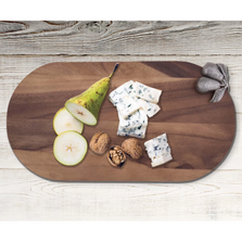 Pear Pewter and Wood Cutting Board | Vagabond House | G252PR