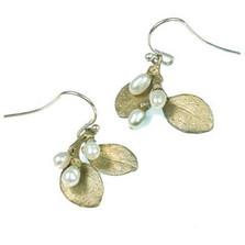 Irish Thorn Double Drop Earrings | Michael Michaud Jewelry | SS4590bzwp -2
