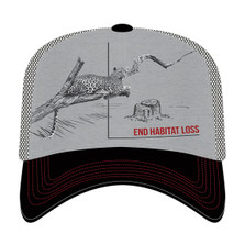 Jaguar Habitat Trucker Hat | The Mountain | 765577 | Jaguar Hat
