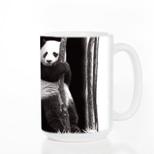 Protect My Home Panda 15oz Ceramic Mug | The Mountain | 575976 | Panda Mug