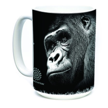 Gorilla Protect 15oz Ceramic Mug | The Mountain | 576089 | Gorilla Mug