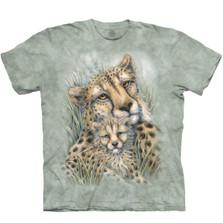 Cheetahs Unisex Cotton T-Shirt | The Mountain | 106276 | Cheetah T-Shirt