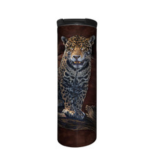 Blood Moon Leopard Stainless Steel 17oz Travel Mug | The Mountain | 5964341 | Leopard Travel Mug