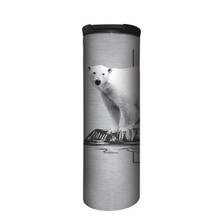 Polar Bear Habitat Stainless Steel 17oz Travel Mug | The Mountain | 5955731 | Polar Bear Travel Mug