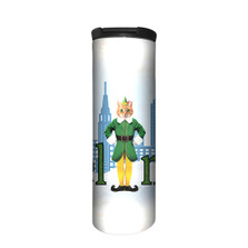 Elf Cat Stainless Steel 17oz Travel Mug | The Mountain | 5964001 | Cat Travel Mug