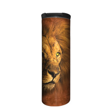 Proud King Lion Stainless Steel 17oz Travel Mug | The Mountain | 5962721 | Lion Travel Mug