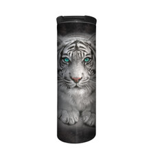 White Tiger Wild Intentions Stainless Steel 17oz Travel Mug | The Mountain | 5962741 | White Tiger Travel Mug