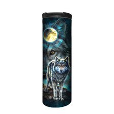North Star Wolves Stainless Steel 17oz Travel Mug | The Mountain | 5962841 | Wolf Travel Mug