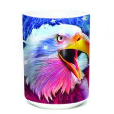 Revolution Eagle 15oz Ceramic Mug | The Mountain | 57401409011 | Eagle Mug