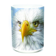 Eagle Mountain 15oz Ceramic Mug | The Mountain | 57402109011 | Eagle Mug