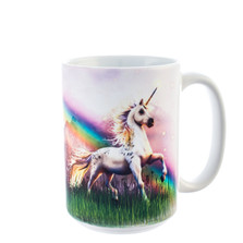 Unicorn Castle 15oz Ceramic Mug | The Mountain | 57314609011 | Unicorn Mug