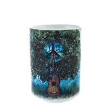 Guitar Tree 15oz Ceramic Mug | The Mountain | 57319909011 | Tree Mug