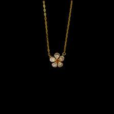 "Survivor Tree Dainty 16"" Sterling Silver Pendant Necklace | Michael Michaud | 9253S | Nature Jewelry"