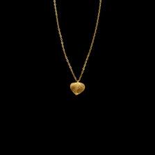 "Eucalyptus Leaf 16"" Adjustable Gold Pendant Necklace   Michael Michaud   7798V   Nature Jewelry"
