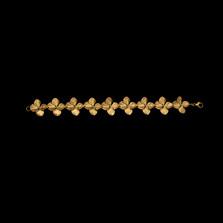Hydrangea Gold Bracelet   Michael Michaud   7204V   Nature Jewelry