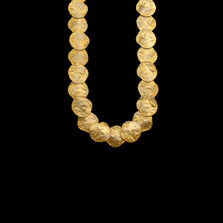 "La Mer 18"" Adjustable Gold Necklace 