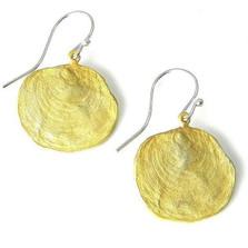 La Mer Petite Drop Wire Earrings | Michael Michaud Jewelry | SS4892BZ
