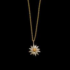 "Daisy 18"" Adjustable Pendant Necklace | Michael Michaud Jewelry | 9312BZ"