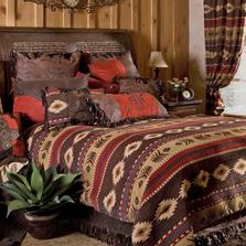 Cimarron Southwestern King Bedding Set | Carstens | JB1702-5