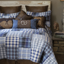 Ranch Hand Western Quilt King Bedding Set | Carstens | JQ334
