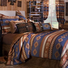 Sierra Southwestern King Bedding Set | Carstens | JB1112-5