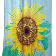 Sunflower Shower Curtain | BDSH1003