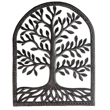 Tree Arch Metal Wall Art | Le Primitif
