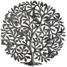 Tree of Plenty Metal Wall Art | Le Primitif