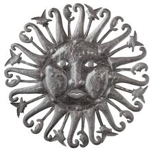 Celestial Sun Metal Wall Art | Le Primitif