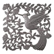 Hummingbird Metal Wall Art | Le Primitif