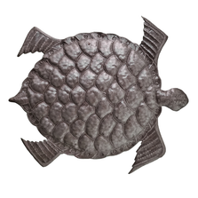 Sea Turtle Metal Wall Art | Le Primitif