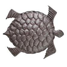 Sea Turtle Metal Wall Art | Le Primitif