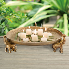 Elephant Trio Tray | SPI Home