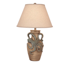 Cottage Harbor Octopus Table Lamp | Coast Lamp | 17-B64B