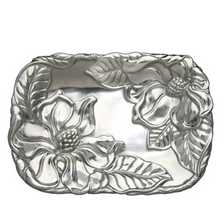 Magnolia Catch-All Tray | Arthur Court Designs | 103238
