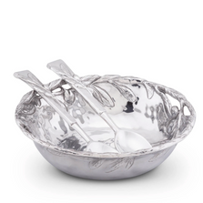 Olive Salad Bowl Set | Arthur Court Designs | 118G12