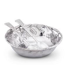 Olive Salad Bowl Set | Arthur Court Designs | 118G12