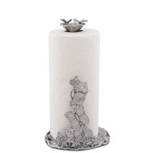 Butterfly Paper Towel Holder | Arthur Court Designs | 550122