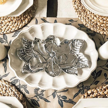 Magnolia Sculptural Tray | Arthur Court Designs | 102896