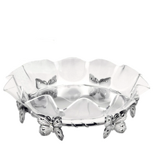 Butterfly Stand with Acrylic Bowl | Arthur Court Designs | 050348