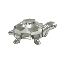 Turtle Silver Plated Sculpture | RV23 | D'Argenta