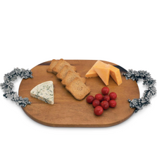 Arche of Bees Oval Cheese Tray | Vagabond House | N254NB