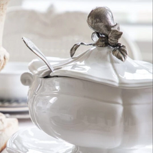 Pear Soup Tureen | Vagabond House | H321PR