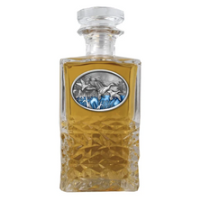 Pintail Duck Heritage Decanter | Heritage Pewter | HD125EB